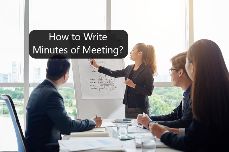 How to Write Minutes of Meeting