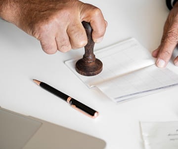 Process of marriage certificate attestation