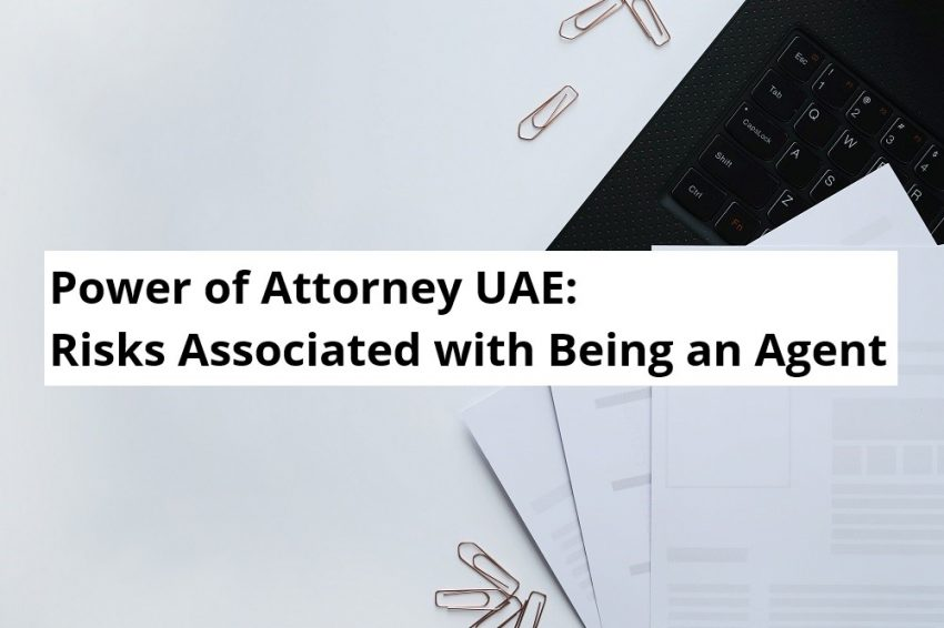 power of attorney uae