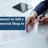 Key Provisions of Agreement to Sell a Commercial Shop in UAE