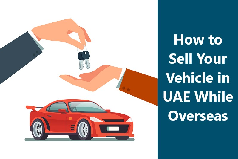 Vehicle POA in UAE for overseas