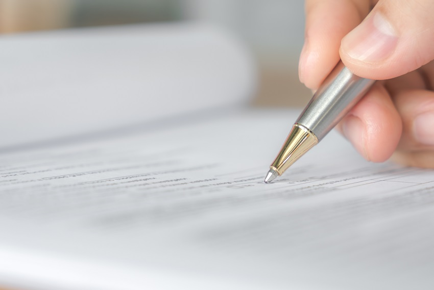 a Power of Attorney for joint bank account