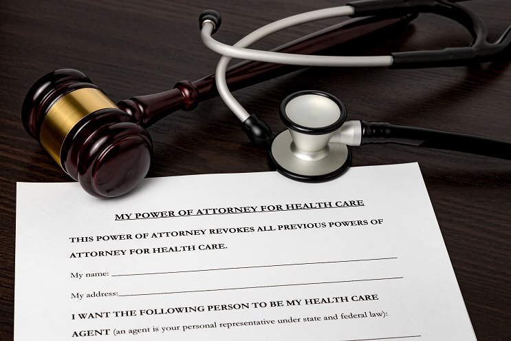 Power Of Attorney For Healthcare, medical POA